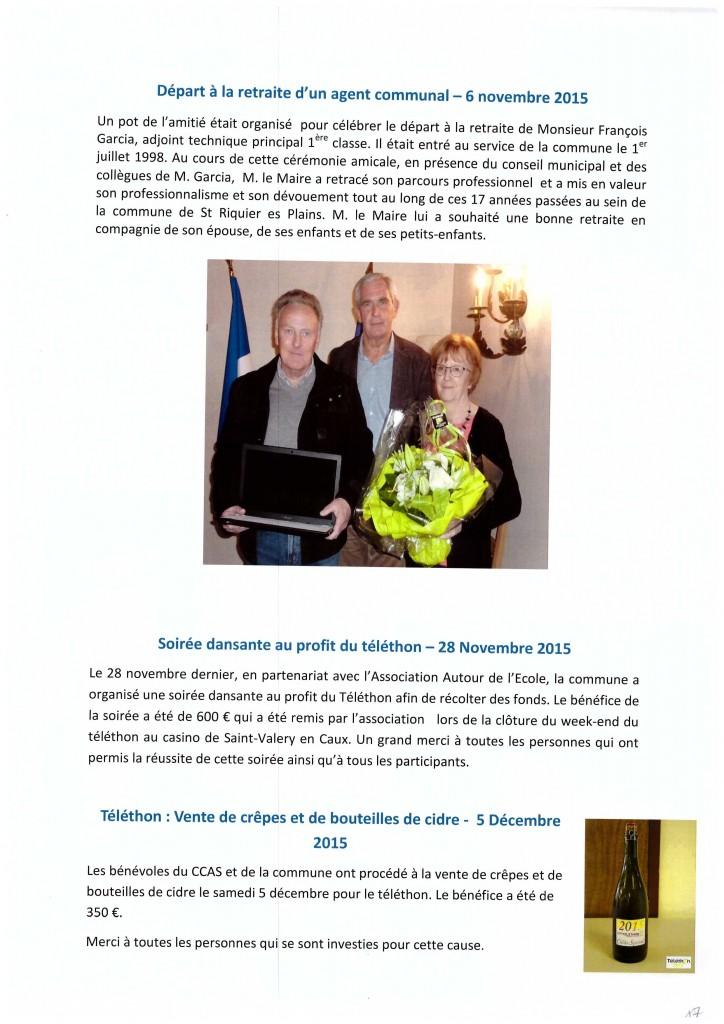 Bulletin municipal 2016 17