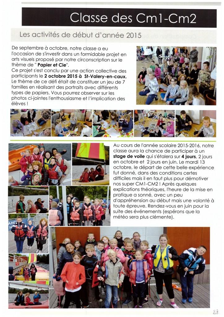 Bulletin municipal 2016 27