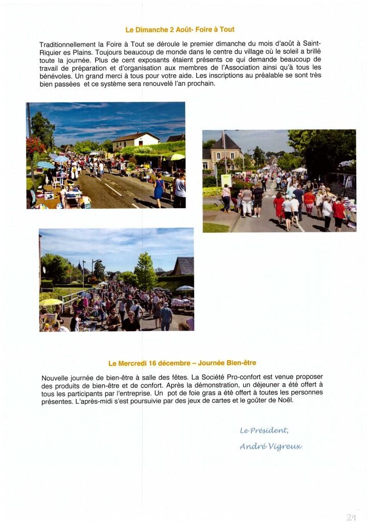 Bulletin municipal 2016 29