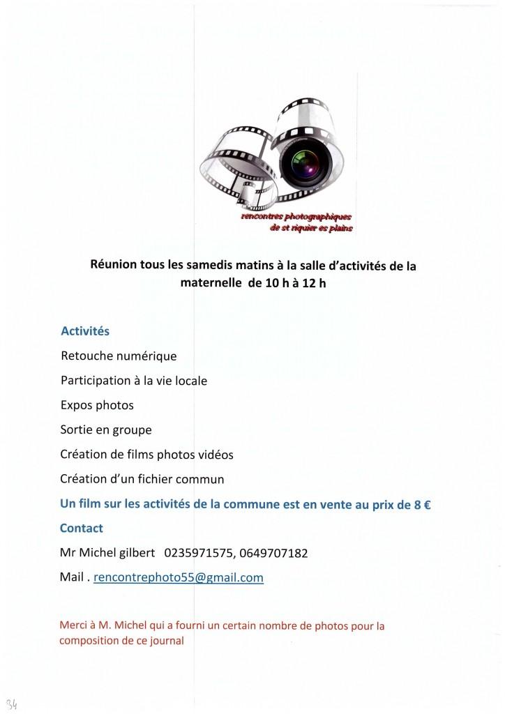 Bulletin municipal 2016 34