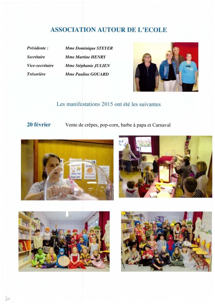 Bulletin municipal 2016 30