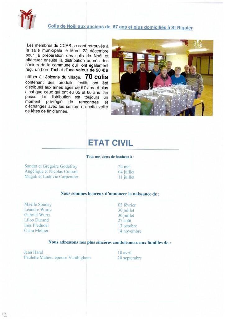 Bulletin municipal 2016 12