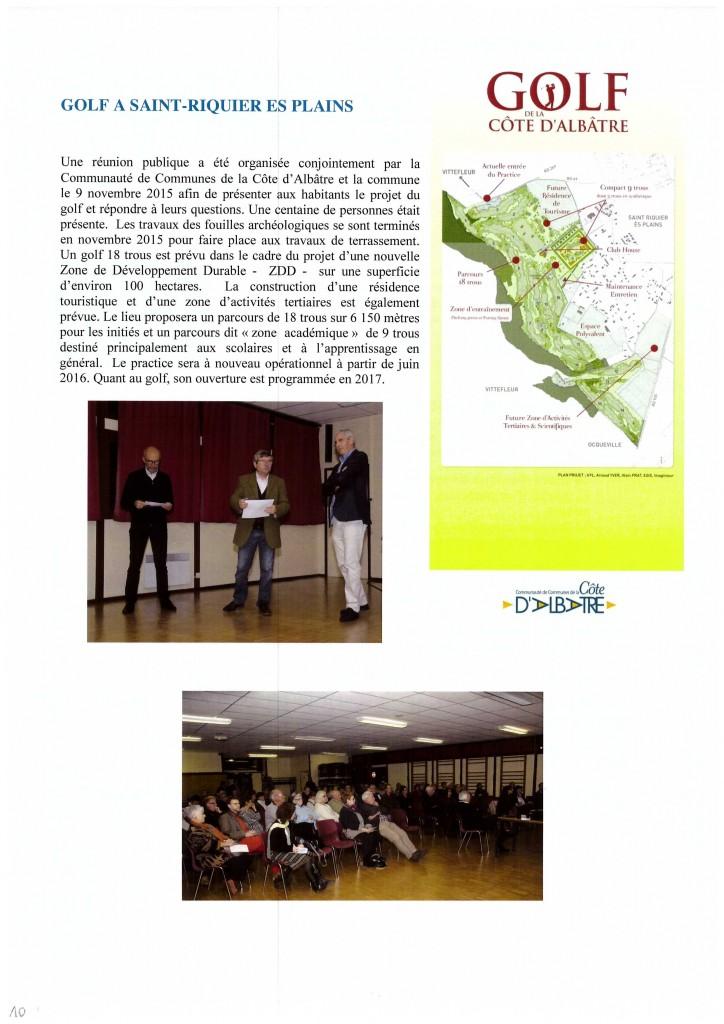 Bulletin municipal 2016 10