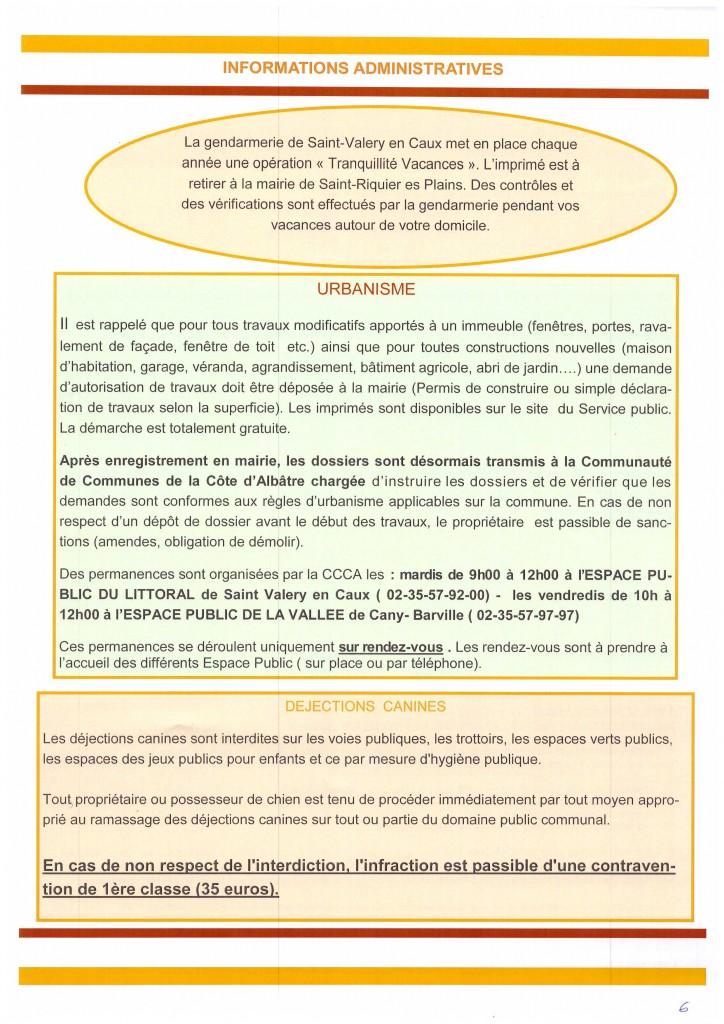 Bulletin municipal 2017 6